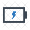 Battery Charging Empty Icon