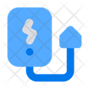 Charging Phone Mobile Icon