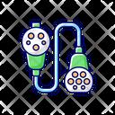 Adapter Converter Installation Icon