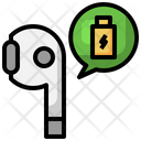 Charging Airpod Icon