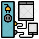 Charging Area Icon