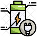 Charging Battery Charging Battery Level Icon