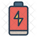 Charging Battery Power Icon