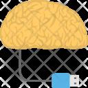 Charging Brain Active Icon