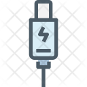Connector Charging Cable Icon