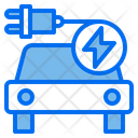 Car Ecology Electric Icon