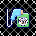 Connectors Maintenance Installation Icon