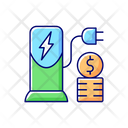Cost Maintenance Installation Icon