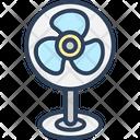Charging Fan Electric Fan Electricity Icon