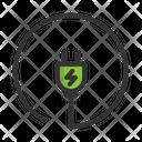 Charging Plug Plug Electricity Plug Icon