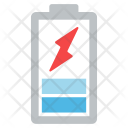 Battery Mobile Charging Icon
