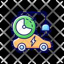 Time Maintenance Installation Icon