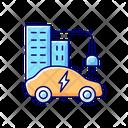 Work Maintenance Installation Icon