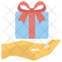 Charity Gifts Charitable Gift Donation Gifts Icon
