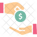 Charity Donation Funding Icon