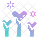 Help Share Love Icon