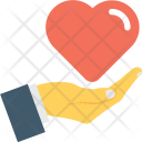 Charity Donation Care Icon