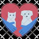 Charity Volunteer Help Icon