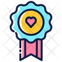 Charity Badge Icon