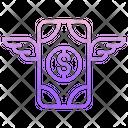 Mcharity Charity Dollar Dollar Icon