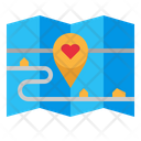 Charity Foundation Location Icon