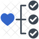 Charity Crowd Funding Donation Icon
