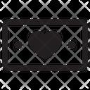 Charity money Icon