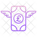 Charity Pound Icon