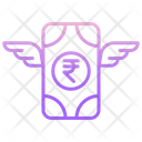 Charity Rupee Icon