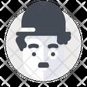 Cinema Film Charlie Chaplin Icon