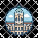 Charlottenburg Palace Famous Building Landmark Icon