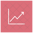 Analytic Growth Graph Icon