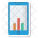 Chart Graph Mobile Icon