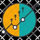 Chart Improvement Growth Icon