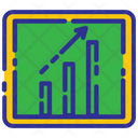 Business Investation Chart Graph Icon