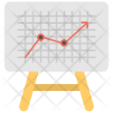 Growth Analysis Sales Icon