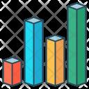 Growth Graph Statistics Icon