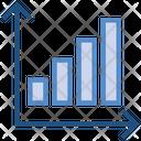 Data Analytics Chart Report Bar Icon