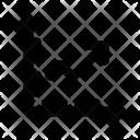 Chart Graph Arrow Icon