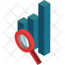 Isometric S Chart Icon
