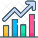 Business Graph Business Growth Graph Icon