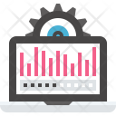 Chart Monitoring System Icon