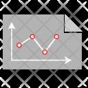 Report Statistics Chart Icon