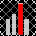 Bar Maximum Infographic Icon