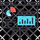 Chart Presentation Graph Icon