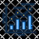 Business Chart Analytics Icon