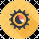 Chart Configuration Data Icon