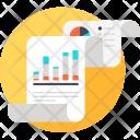 Chart Report Graph Icon