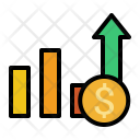 Chart Money Dollar Icon