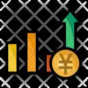 Chart Money Yen Icon